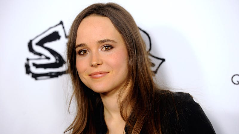 I was 'outed' by director Brett Ratner — Ellen Page