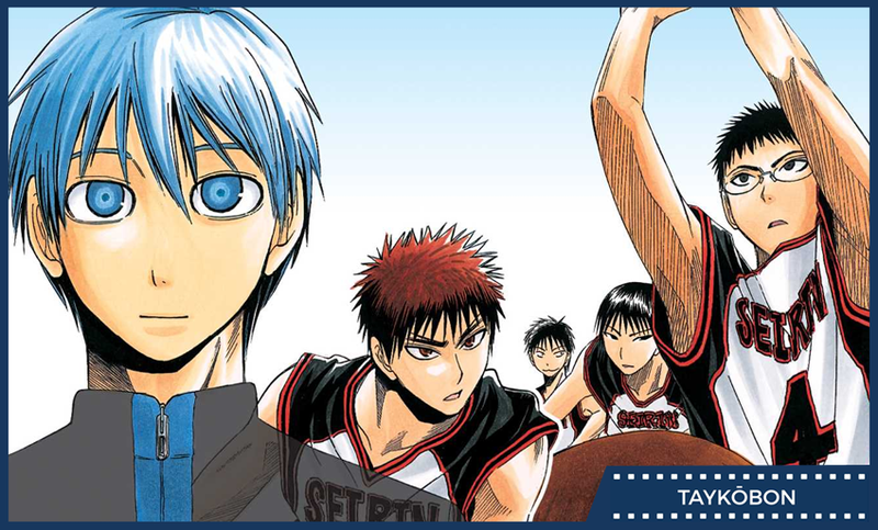 Illustration for article titled Kuroko's Basketball Vol. 1 & 2 - Manga Review