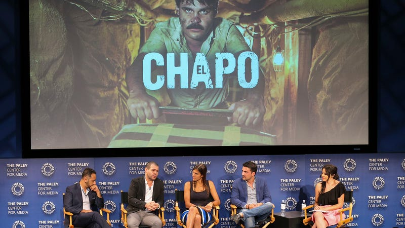 "Illustration for article titled LA-Premiere of ""El Chapo"" Season Two Hosted at The Paley Center"