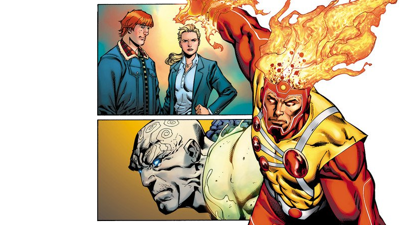 Illustration for article titled DC's New Legends of Tomorrow Comic Has Absolutely Nothing To Do With Legends of Tomorrow