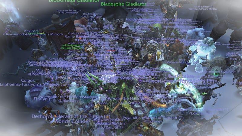 Illustration for article titled Esto es lo que pasa cuando descubren una nueva mascota secreta en World of Warcraft