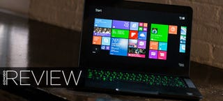 Illustration for article titled Razer Blade 2014 Review: Great For Games, Overkill Otherwise