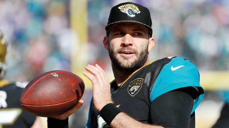 Illustration for article titled Report: Blake Bortles Keeps His Truck Unlocked With His Keys And Wallet Inside [Update]