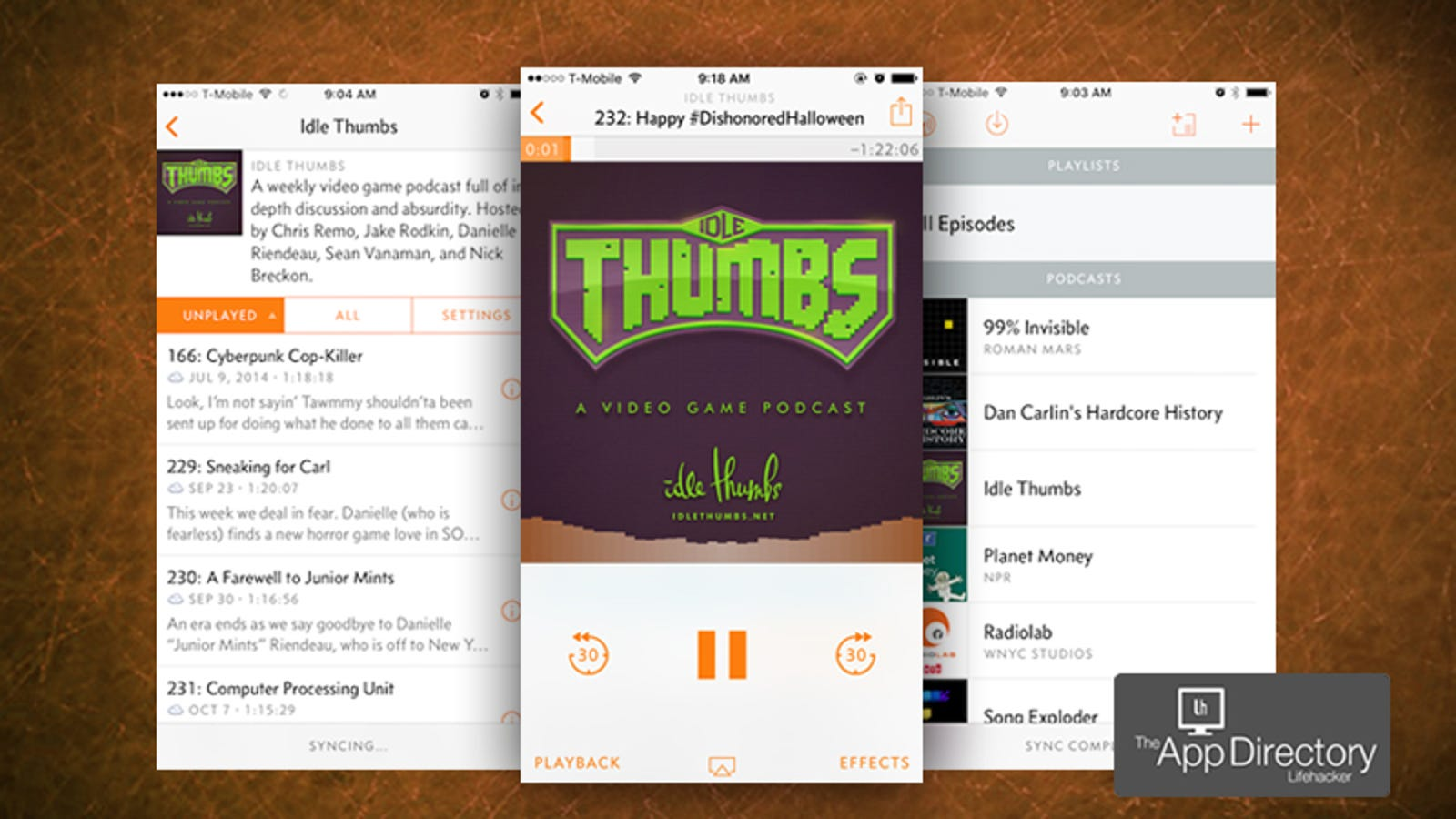 The Best Podcast Manager for iPhone