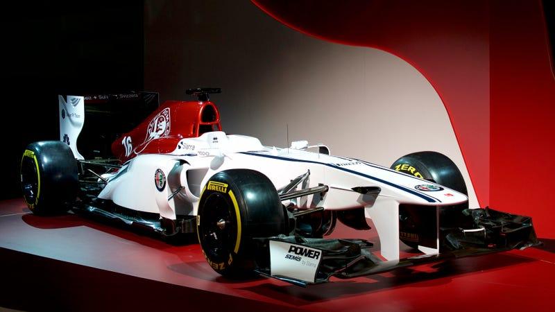 All photos credit Sauber F1 Team