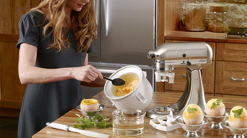 KitchenAid Ice Cream Maker| $45 | Amazon