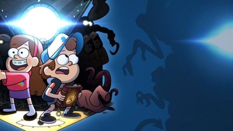 Illustration for article titled Gravity Falls returns with two Stans