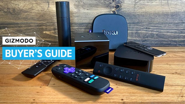 The Very Best Streaming Devices