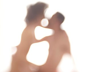 Illustration for article titled Beautiful, abstract photos of couples, coupling