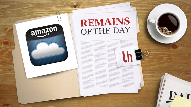 Illustration for article titled Remains of the Day: Amazon Cloud Drive Finally Gets File Syncing