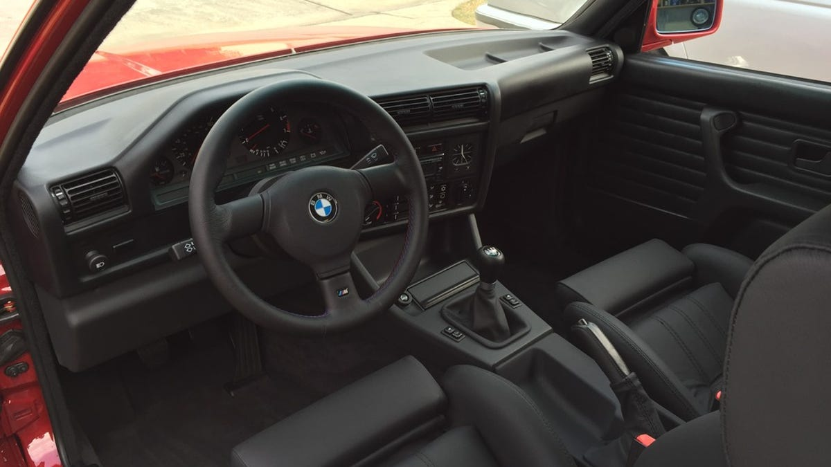 How To Turn A 250 Craigslist Beater Into The Sexiest BMW 3 Series Ever