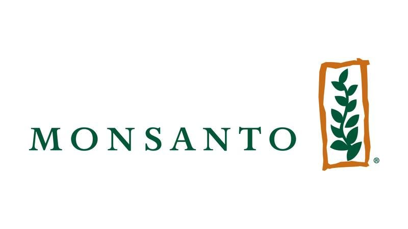 The Monsanto logo