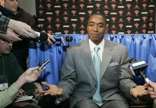 Illustration for article titled Isiah Thomas Is Not a Young Black Female: Police