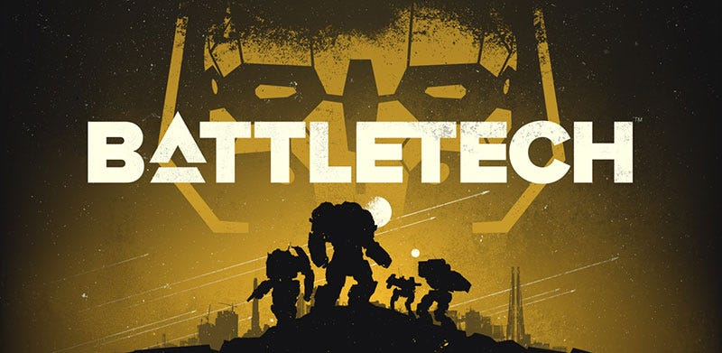 Illustration for article titled Hey, Battletech Is Back!