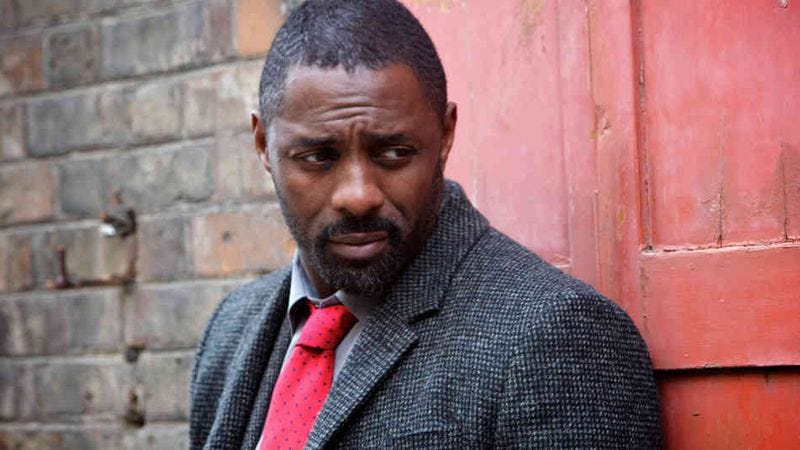 Illustration for article titled Idris Elba won't star in Fox's Luther, will star in BBC America's Luther miniseries
