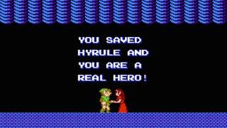 Illustration for article titled Zelda II Speedrunner Hits Personal Best, Gets Super Emotional