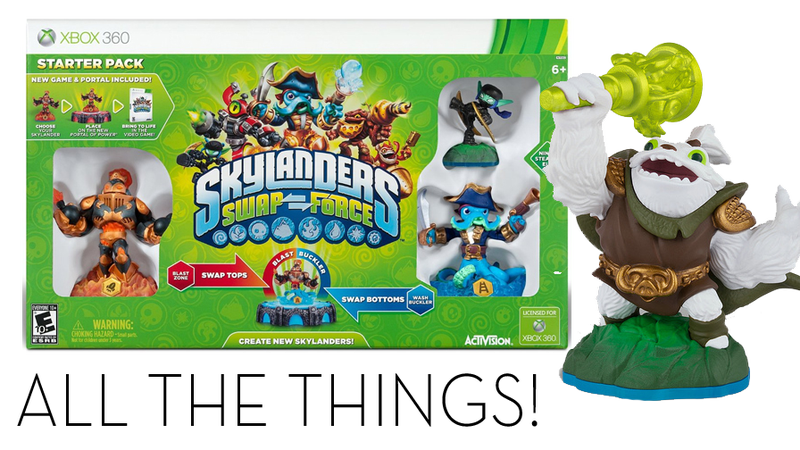 skylanders swap force buyers guide what you need what you don t