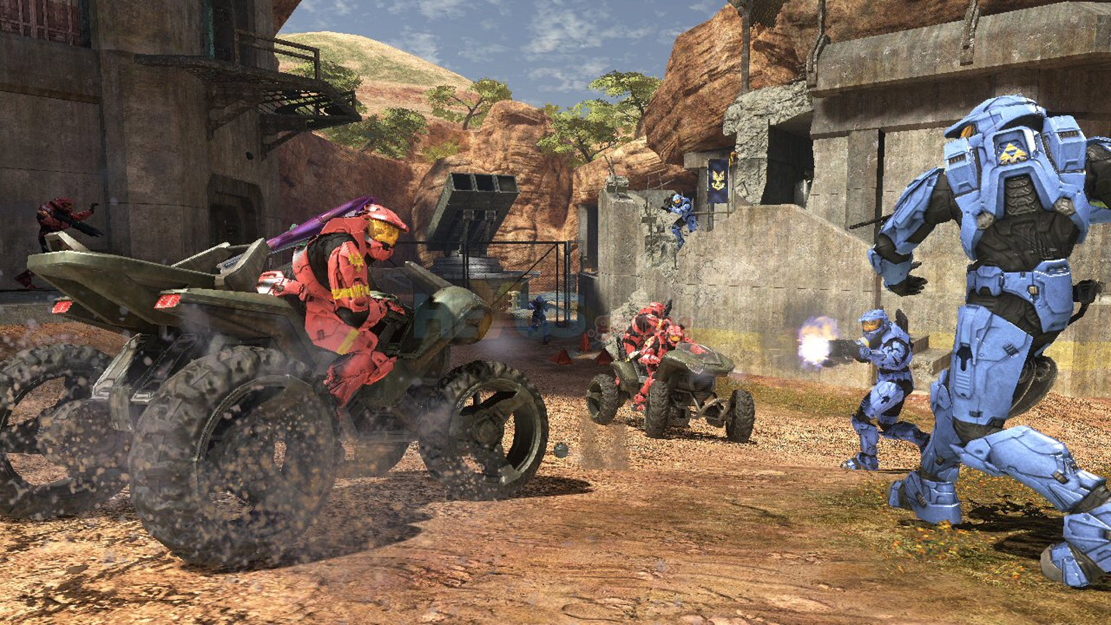 Competitive Halo Goes Old School With The Halo 3 Classic Tournament