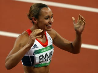British Olympian Jessica Ennis (Streeter Lecka/Getty Images)
