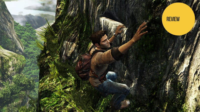 Illustration for article titled Uncharted: Golden Abyss: The Kotaku Review