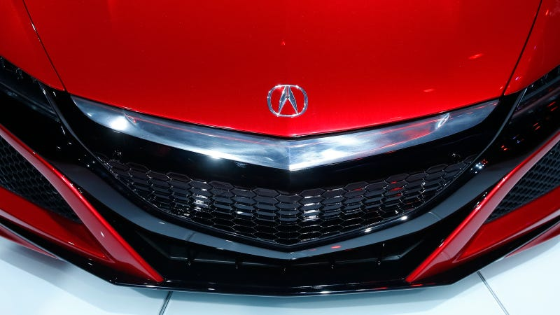 Illustration for article titled New Acura NSX Was Totally Reengineered In 18 Months, Has At Least 550 HP
