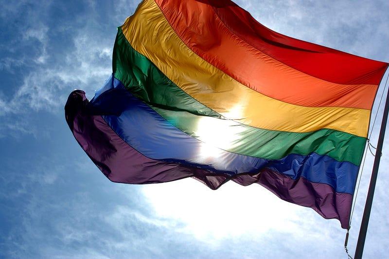 Google celebra al creador de la bandera de orgullo gay