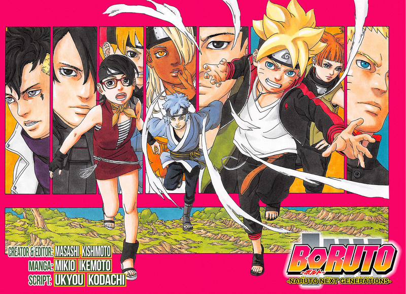 Illustration for article titled Boruto: Naruto Next Generation - Chapter 1 Impression