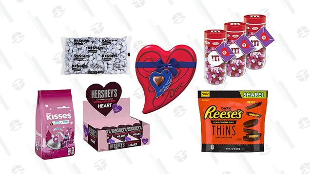 Check Valentine s Day Chocolate Off Your To-Do List With This Amazon Sale