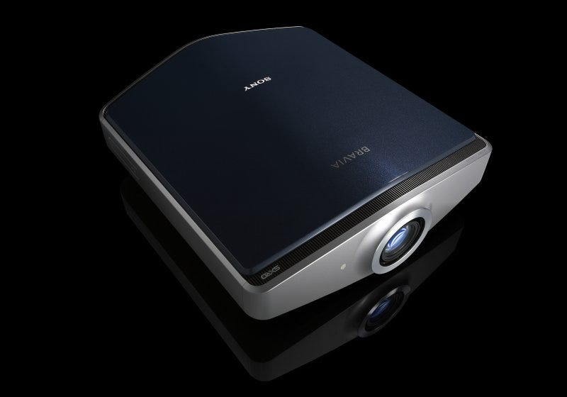 Illustration for article titled Sony's VPL-VW200 Flagship 1080p Projector