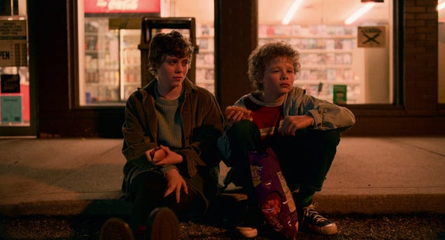 Sophia Lillis gives a superpowered performance in the middling I Am Not Okay With This