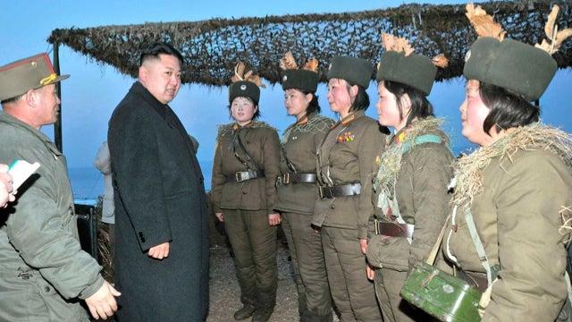 North Korean Camo Actually Isn't That Awful