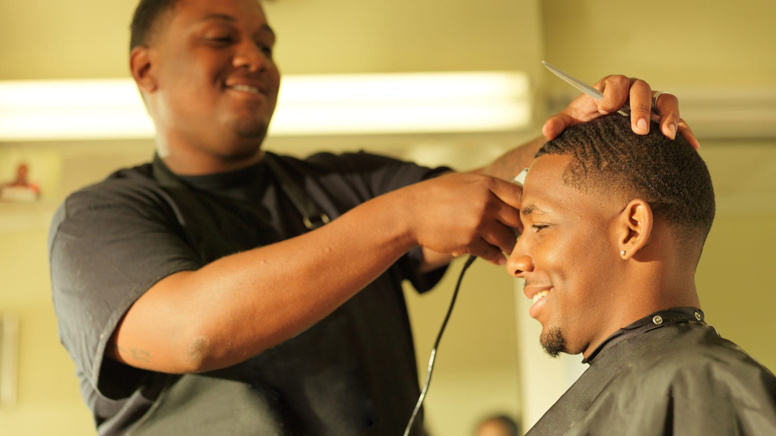 Hair Style U Cut: 10 Things You Need To Know About The Black Barbershop