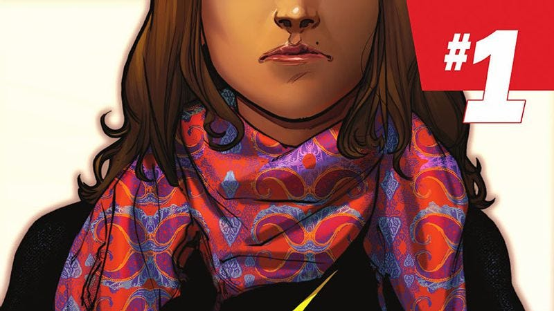 Illustration for article titled New comic releases include the Muslim Ms. Marvel and a Serenity comeback