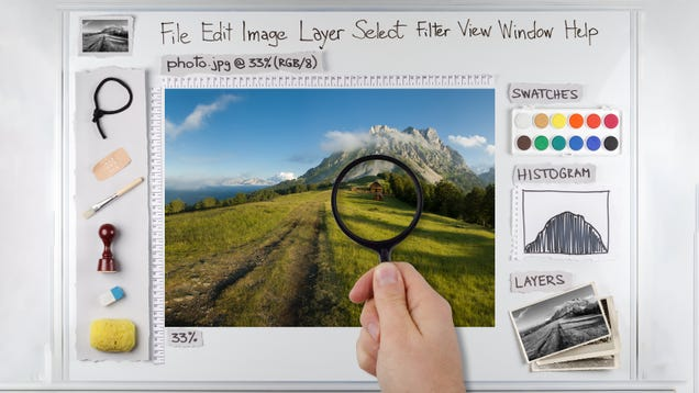 What s Your Favorite Photoshop Trick?