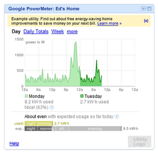 Illustration for article titled Google PowerMeter Begins Rollout, Gives You One More Metric To Obsess Over