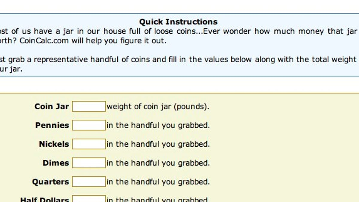 How To Estimate Much Money S In Your Change Jar Without