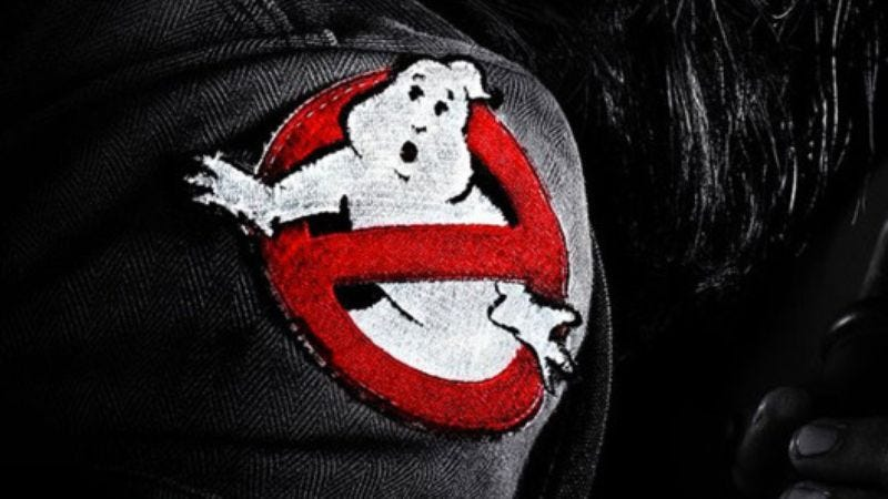 Illustration for article titled Ghostbusters character posters follow Star Wars' lead, don't feature any full faces