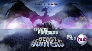 Illustration for article titled Transformers Prime:Beast Hunters Trailer 2