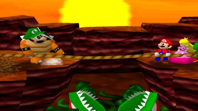Minigame That Gave Kids 'Cuts, Blisters & Burns' Returns To Mario Party With A Warning