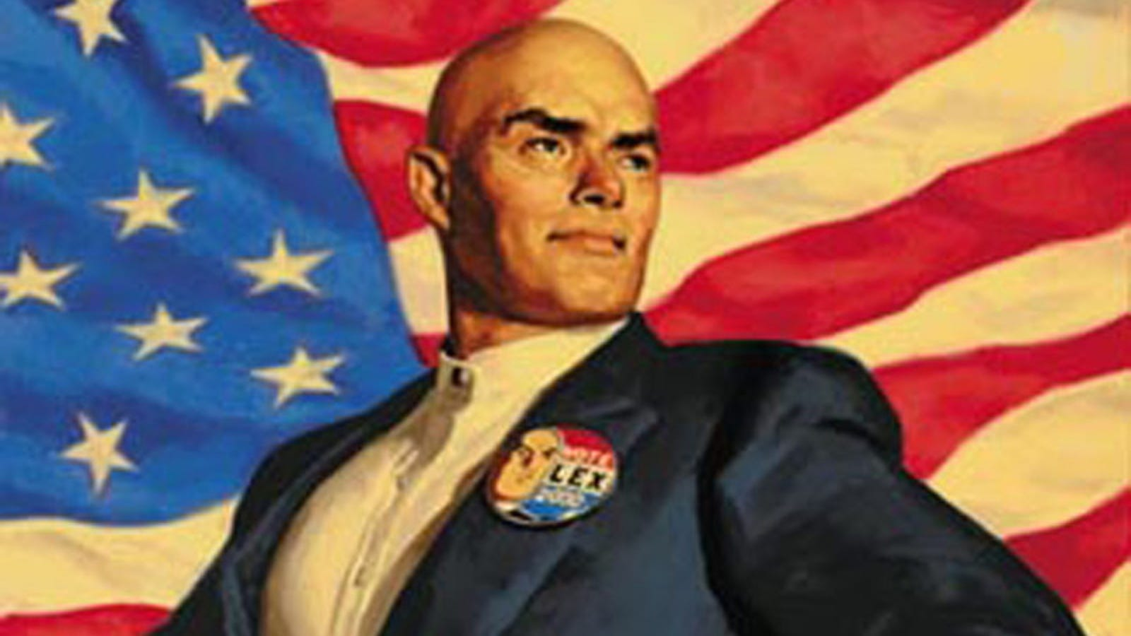 20 Heroes, Villains, Aliens, and Monsters Who Ran for President