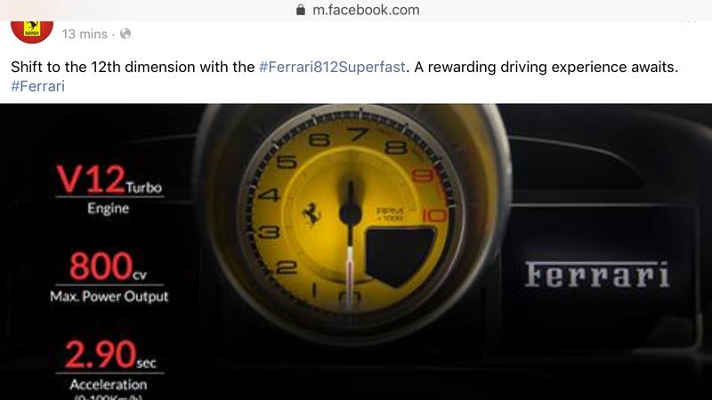 Illustration for article titled Ferrari Must Read Oppo