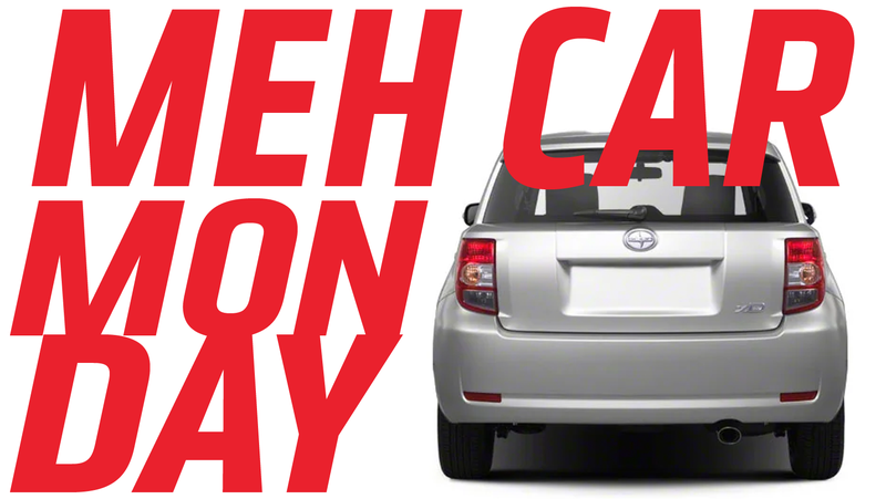 Illustration for article titled Meh Car Monday: What Was the Point of the Scion xD?