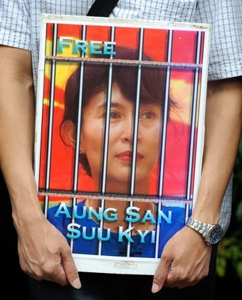 Illustration for article titled Court Rejects Suu Kyi's Appeal •France To Chemically Castrate Sex Offenders?