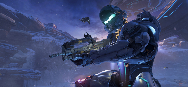 Illustration for article titled Players Are Doing Amazing Things With Halo 5's Forge