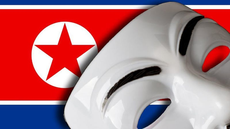 Illustration for article titled North Korea's Twitter and Flickr Accounts Have Been Hacked