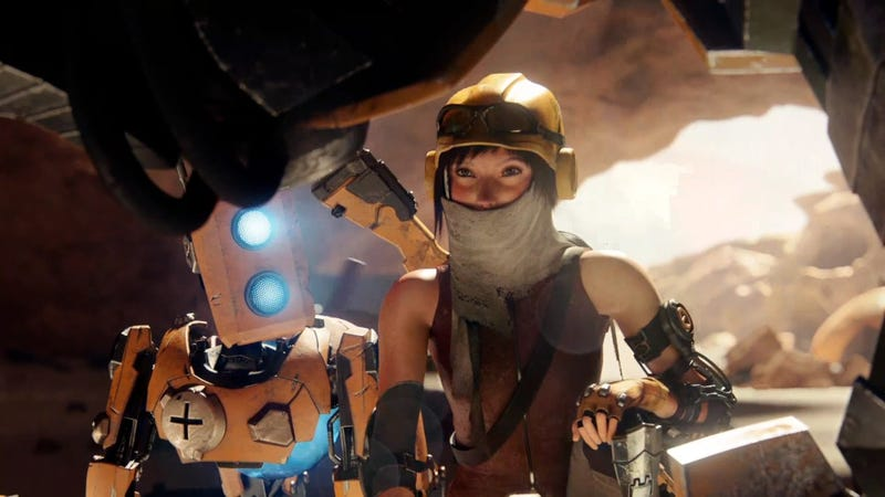 Illustration for article titled ReCore Officially Coming to PC in 2016