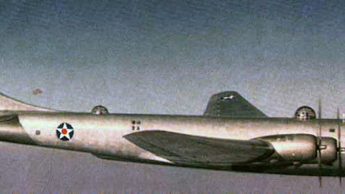 America's Real WWII Flying Fortress Was The Massive Douglas