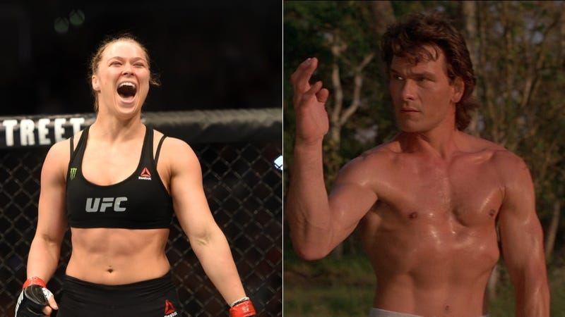 Illustration for article titled Ronda Rousey Is Taking Over for Patrick Swayze in the Road House Remake