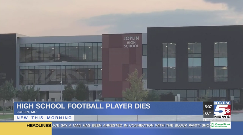 Illustration for article titled 15-Year-Old Missouri High Schooler Dies After Football Practice