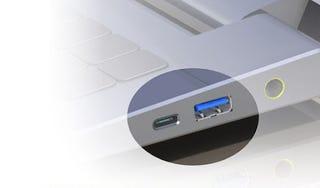 Illustration for article titled El nuevo USB Type-C permitirá enviar vídeo 4K y carga eléctrica